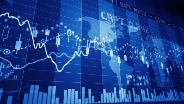 Financial Exchange Data Graph
