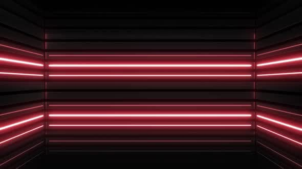 4k Colored Neon Lights Pack