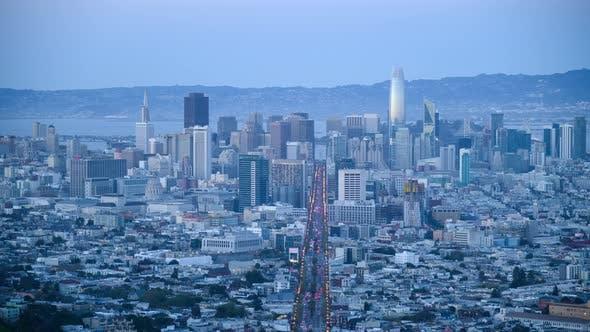 Thumbnail for San Francisco Skyline