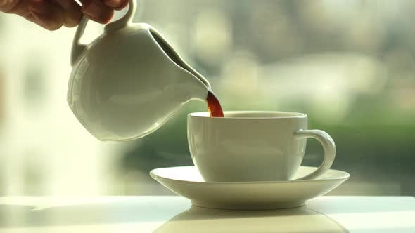 Thumbnail for Pouring Coffee