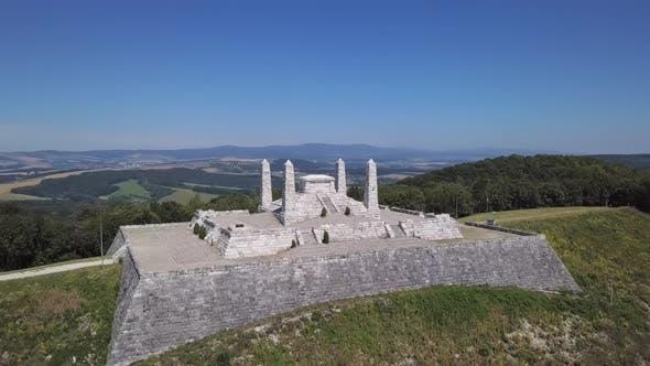Thumbnail for Cairn of Milan Rastislav Stefanik, Slovakia