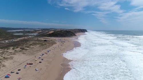 Portuguese Coastline