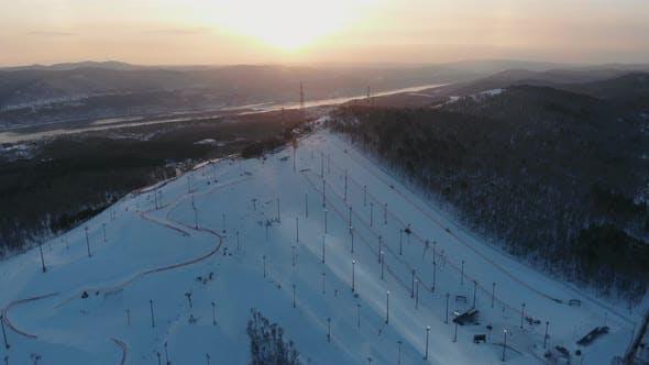 Sports Object for the Winter Universiade 2019 in Krasnoyarsk