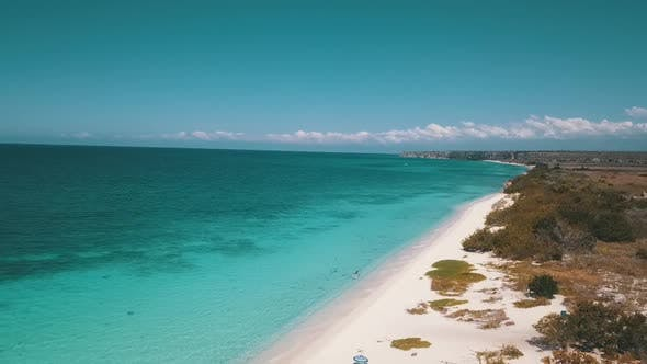 Thumbnail for Caribbean Blue Water Bahia De Las Aguilas