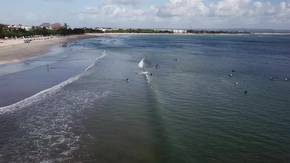 Waves and Surfing Beginners