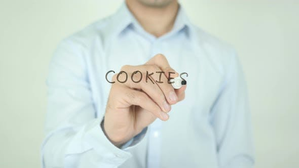 Thumbnail for Cookies, Writing On Screen