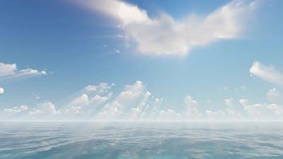 Sun Rays God Nature Sky Sea Beam