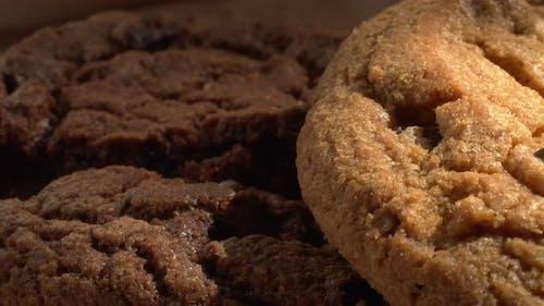 Appetizing American Cookies