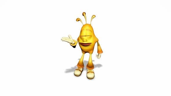 Thumbnail for Emoty 3d Man - Fun Dance 4