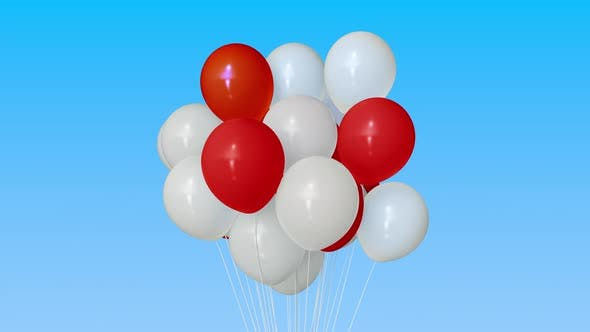 Thumbnail for Making a Bunch of Red and White Balloons
