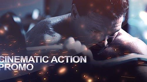 Epic Cinematic Action Promo