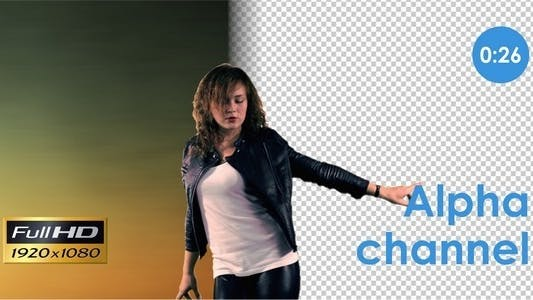 Thumbnail for The Dancing Girl 7