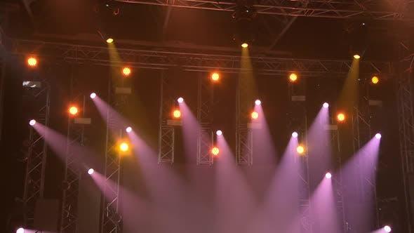 Thumbnail for Stage Light Scene 4