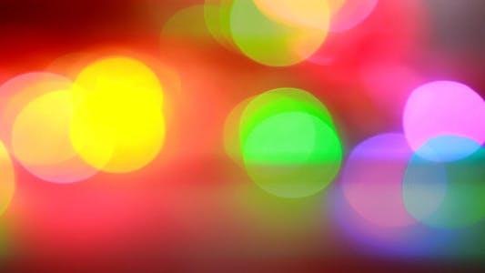 Thumbnail for Colorful Bokeh Light 09