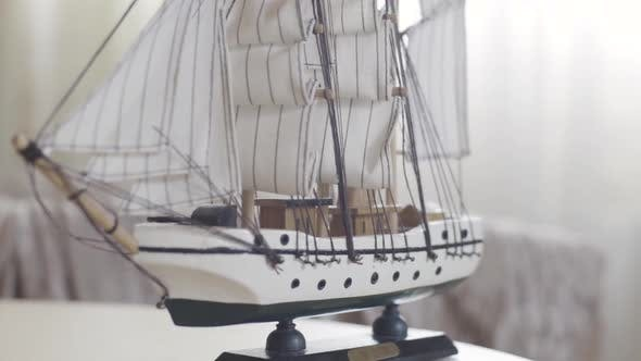 Thumbnail for Sailing Ship Small Figure