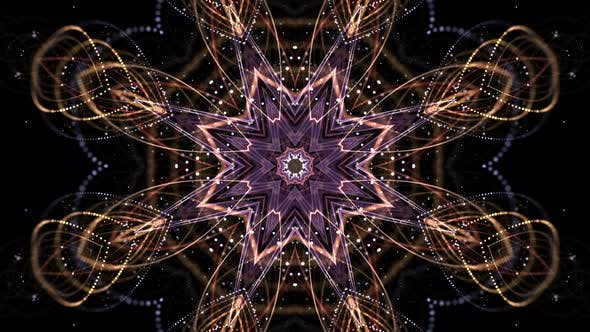 Thumbnail for Abstract Kaleidoscope Background