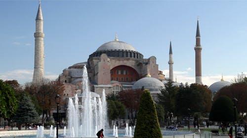 Hagia Sophia in Istanbul 02