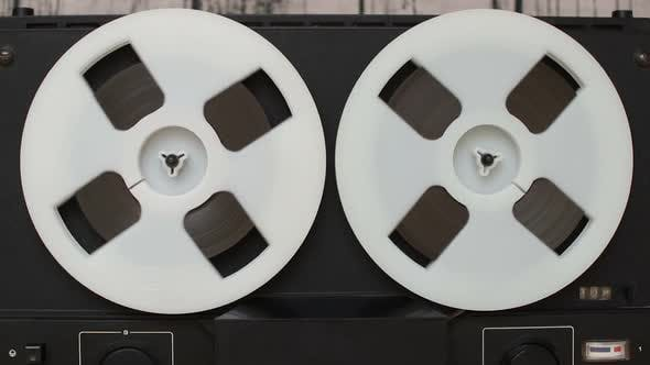 Reel To Reel Player and Recorder