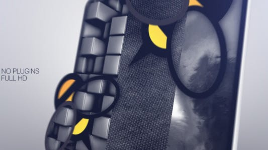 Thumbnail for 3D Textures Logo Creator