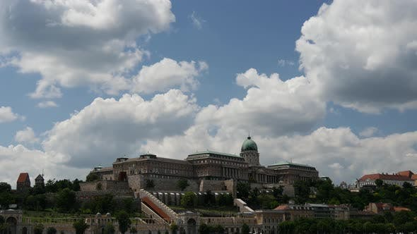 Time lapse from the Buda Castle