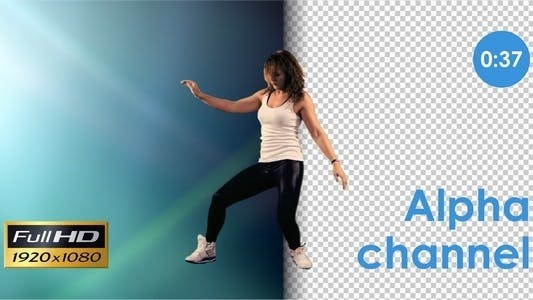 Thumbnail for The Dancing Girl 9