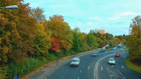 Thumbnail for Traffic Time Lapse