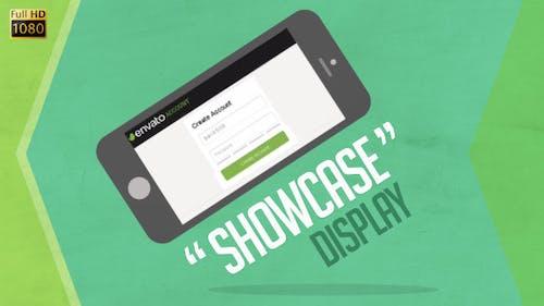 Showcase Device Display