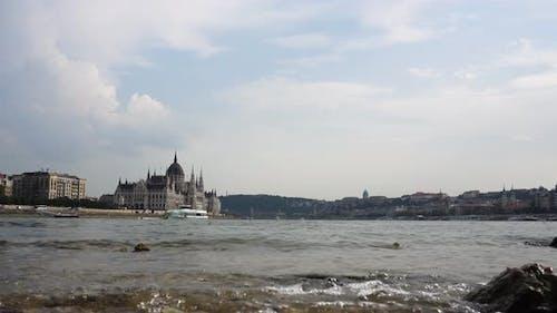 Danube River View