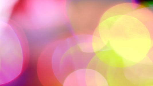 Thumbnail for Colorful Bokeh Light 03