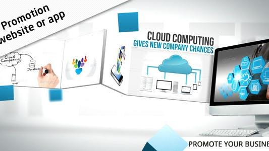 Promotion Website / App