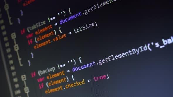 Thumbnail for Digital Html Code 9