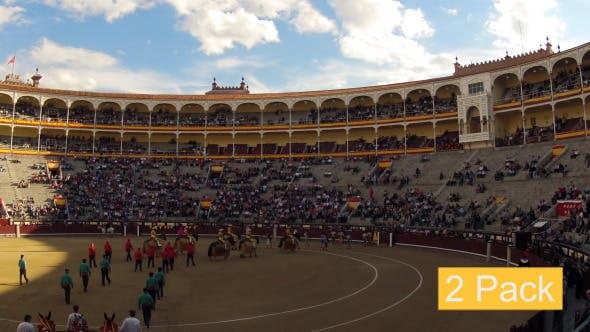 Thumbnail for Bullfighting Timelapse (2-Pack)