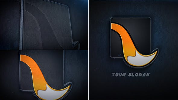 Thumbnail for Leather Logo Reveal