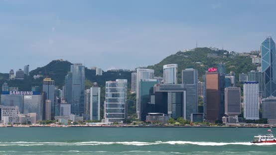 Thumbnail for Hong Kong Skyline