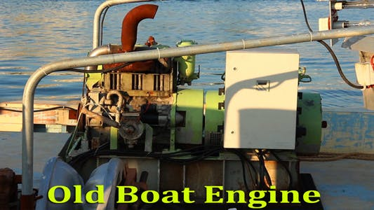 Thumbnail for Boat Engine