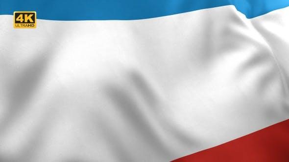 Thumbnail for Crimea Flag - 4K