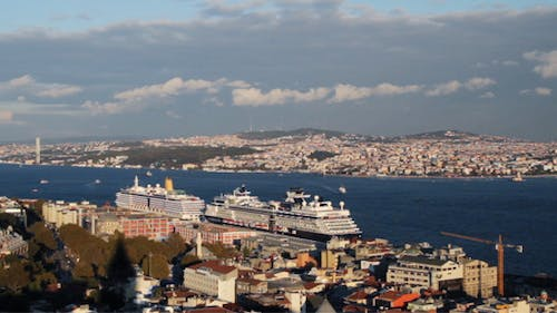 Istanbul Panoramic View of the City