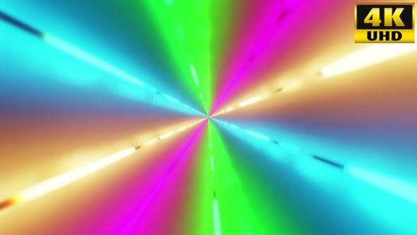 Thumbnail for Light Tunnel Retro Vj Loops Pack V1