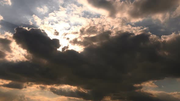 Thumbnail for Dark Clouds And Sunlight 1