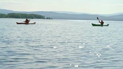 Kayaking Journey