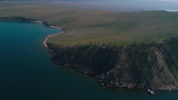 Thumbnail for The Steep Shore of Baikal