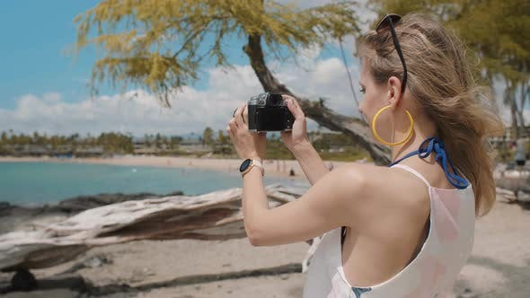 Cover Image for Tourist Taking Photos