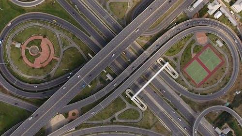 Interchange Highway Road Transportation