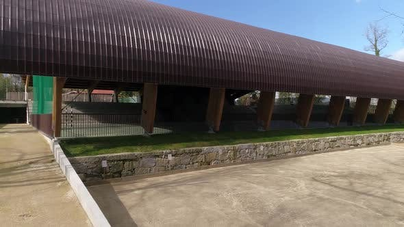 Thumbnail for Soccer Stadium Modern Architecture