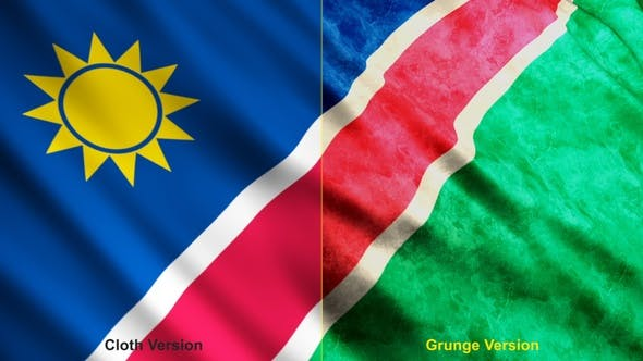 Thumbnail for Namibia Flags