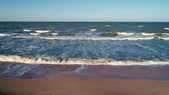Cover Image for Beautiful Sea at Sunrise