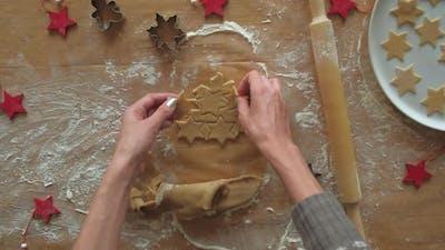 Traditional Homemade Christmas Dessert