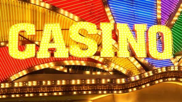 Thumbnail for Casino Neon Light