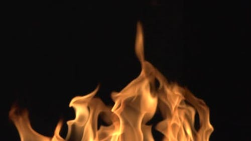 realistic flame