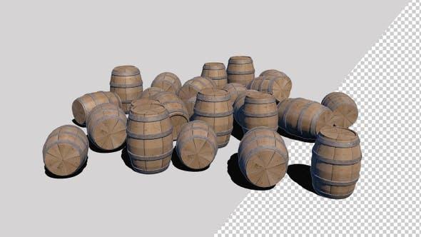 Barrels Hd